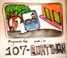 Out there in Jundiapeba, find this 107 - Quatinga!